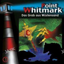 Hörbuch: Point Whitmark 07. Das Grab aus Wüstensand  von Bob Lexington
