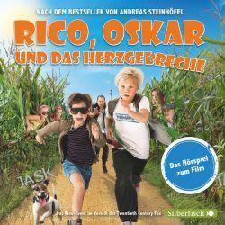 Hörbuch: Rico, Oskar und das Herzgebreche - Das Filmhörspiel  von Andreas Steinhöfel