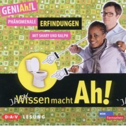 Hörbuch: Wissen mach Ah!