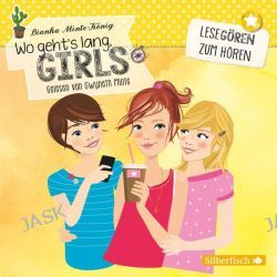 Hörbuch: Wo geht's lang, Girls?  von Bianka Minte-König