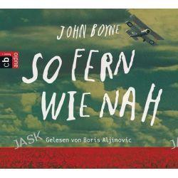 Hörbuch: So fern wie nah  von John Boyne