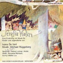 Hörbuch: Serafin Violin  von Ivana de Vert