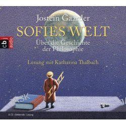 Hörbuch: Sofies Welt  von Jostein Gaarder