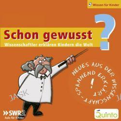 Hörbuch: Schon gewusst? Folgen 6-8  von Werner;Karsten Schäfer