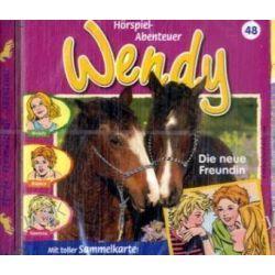 Hörbuch: Wendy 48. Die neue Freundin