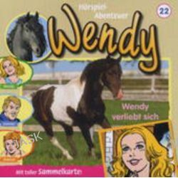 Hörbuch: Wendy 22. Wendy verliebt sich