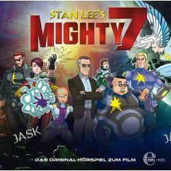 Hörbuch: Stan Lee's Mighty Seven: Das Original Hörspiel zum Film