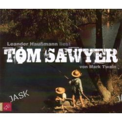 Hörbuch: Tom Sawyer, 4 Audio-CDs  von Mark Twain
