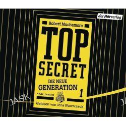 Hörbuch: TOP SECRET - Die neue Generation 01. Der Clan  von Robert Muchamore