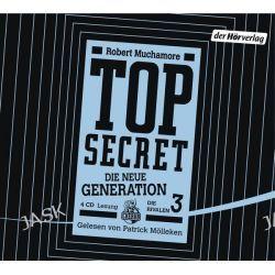 Hörbuch: TOP SECRET - Die neue Generation 3: Die Rivalen  von Robert Muchamore