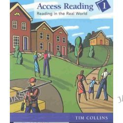Access Reading 1, Reading in the Real World by Tim Collins, 9781413007725.