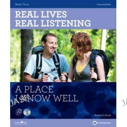 A Place I Know Well - Intermediate Student's Book +CD, B1-B2 by Sheila Thorn, 9781907584404.