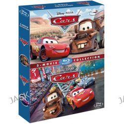 Filme: Cars 1+2 Blu-ray  von John Lasseter,Joe Ranft