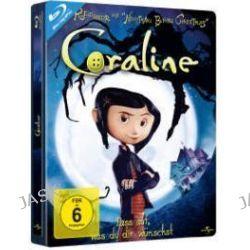 Filme: Coraline Steelbook  von Henry Selick