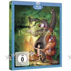 Filme: Das Dschungelbuch (Diamond Edition, Blu-ray)  von Wolfgang Reitherman