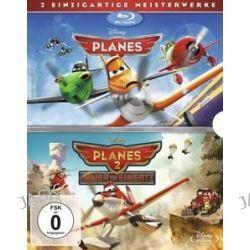 Filme: Planes + Planes 2  von Klay Hall,Roberts Gannaway
