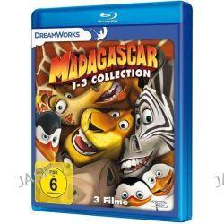 Filme: Madagascar - 1-3  von Eric Darnell,Tom McGrath