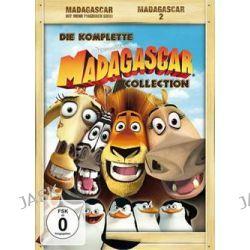 Filme: Madagascar - 1 & 2  von Eric Darnell,Tom McGrath
