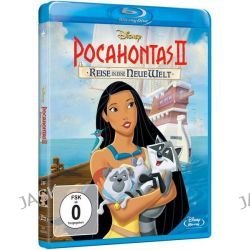 Filme: Pocahontas 2 - Reise in eine neue Welt  von Tom Ellery,Bradley Raymond