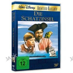 Filme: Walt Disney Abenteuer Klassiker: Die Schatzinsel  von Haskin Byron mit Robert Newton,Bobby Driscoll,Walter Fitzgerald