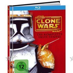Filme: Star Wars: The Clone Wars Season 1 / Amaray  von Dave Filoni,Rob Coleman,Justin Ridge,Brian Oconnell,Steward Lee