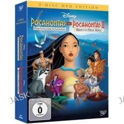Filme: Pocahontas / Pocahontas II - 2 Disc DVD Edition  von Mike Gabriel,Eric Goldberg,Tom Ellery,Bradley Raymond