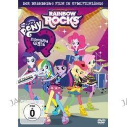 Filme: My Little Pony: Equestria Girls-Rainbow Ro (DVD)  von Jayson Thiessen