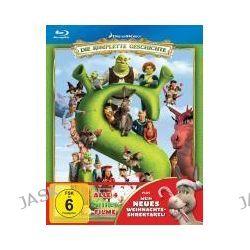 Filme: Shrek - Die komplette Geschichte (Plus: Mein neues Weihnachts-Shrektakel)  von Andrew Adamson,Vicky Jenson,Kelly Asbury,Conrad Vernon,Chris Miller