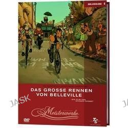 Filme: Meisterwerke Edition 4: Das große Rennen von Belleville  von Sylvain Chomet
