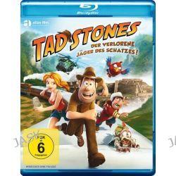 Filme: Tad Stones - Der verlorene Jäger des Schatzes!  von Enrique Gato