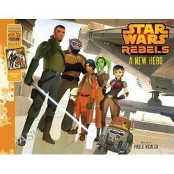A New Hero, Star Wars (Disney) by Pablo Hidalgo, 9781484706695.