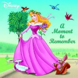 A Moment to Remember, Disney Princess 8x8 by Random House Disney, 9780736422895.