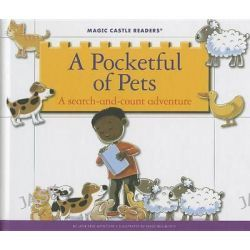 A Pocketful of Pets, A Search-And-Count Adventure by Jane Belk Moncure, 9781623235840.