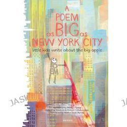 A Poem as Big as the City, Little Kids Write About the Big Apple by Masha D'yans, 9780789320834.