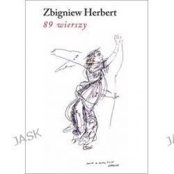 89 wierszy - Zbigniew Herbert