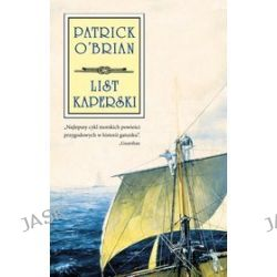 List kaperski - Patrick O`Brian