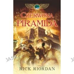 Kroniki Rodu Kane, tom 1. Czerwona piramida - Rick Riordan