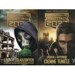 Pakiet Uniwersum Metro 2033: Ciemne tunele. Szepty zgładzonych - Siergiej Antonow