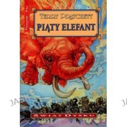 Piąty elefant. Świat dysku - Terry Pratchett