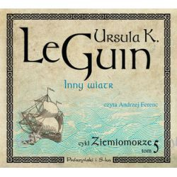 Ziemiomorze. Tom 5. Inny wiatr - audiobook (CD) - Ursula Le Guin