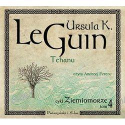Ziemiomorze. Tom 4. Tehanu - audiobook (CD) - Ursula K. Le Guin