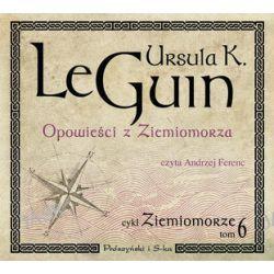 Ziemiomorze. Tom 6. Opowieści z Ziemiomorza - audiobook (CD) - Ursula Le Guin