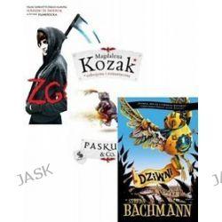 Pakiet: Dziwni. Zgon. Paskuda and co. - Stefan Bachmann, Gina Damico, Magdalena Kozak