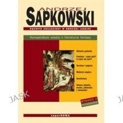 Rękopis znaleziony w Smoczej Jaskini. Kompendium wiedzy o literaturze fantasy - Andrzej Sapkowski
