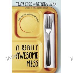 A Really Awesome Mess by Brendan Halpin, 9781606845431.