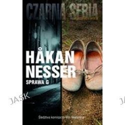 Czarna Seria. Sprawa G - Hakan Nesser