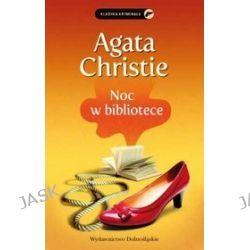 Noc w bibliotece - Agata Christie