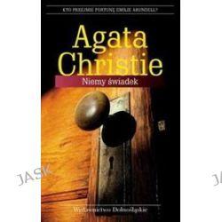 Niemy świadek - Agata Christie