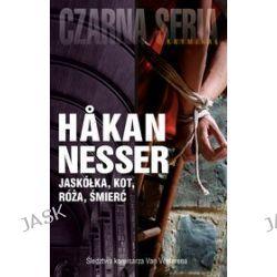 Jaskółka, kot, róża, śmierć - Hakan Nesser