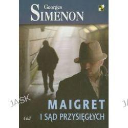 Maigret i sąd przysięgłych - Georges Simenon